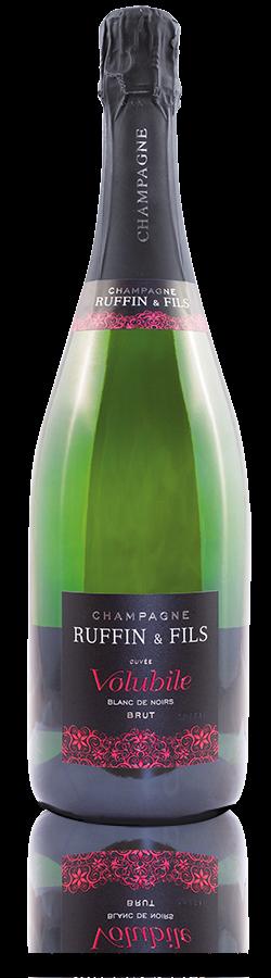 La Cuvée Volubile Brut, Champagne Ruffin & Fils