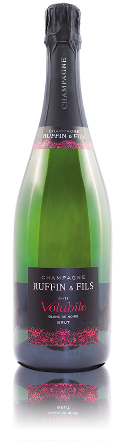 Cuvée Volubile Brut, Champagne Ruffin & Fils